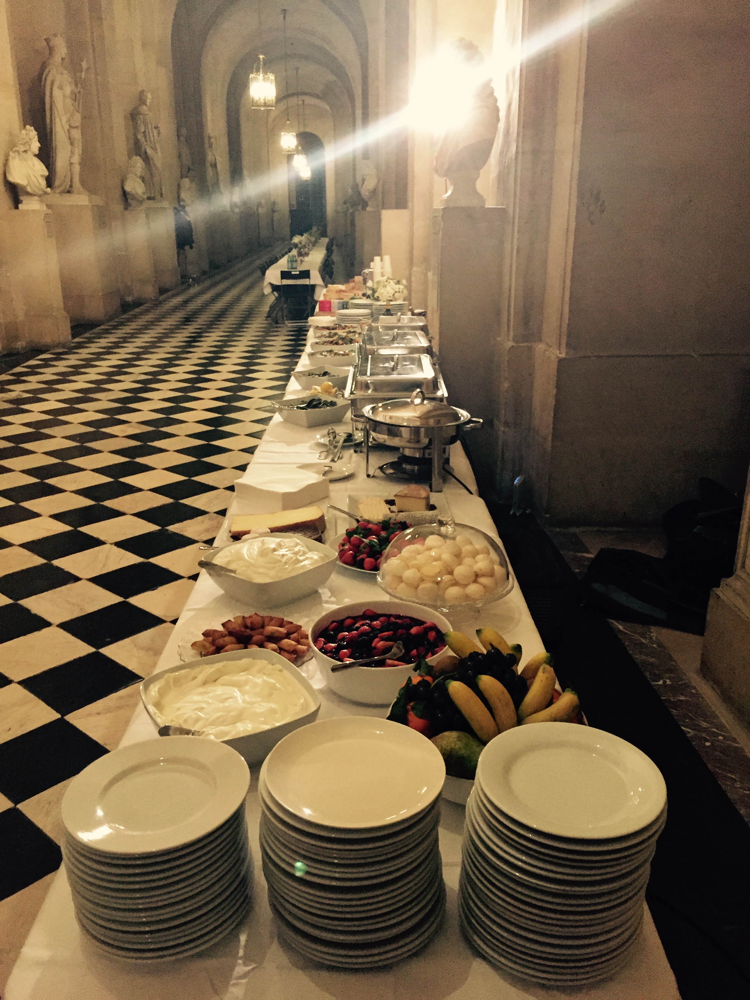 Parisian catering Photo gallery